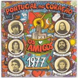 PORTUGAL NO CORAÇÃO (FESTIVAL TV 1977)