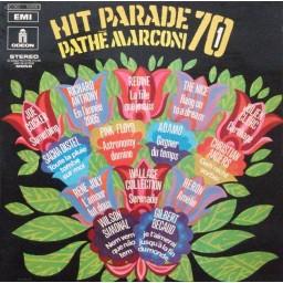 HIT PARADE PATHÉ MARCONI 70/1