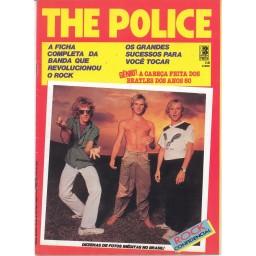 THE POLICE - ESPECIAL REPORTER TRÊS