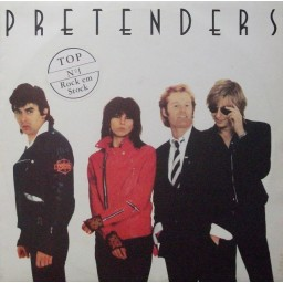 THE PRETENDERS FIRST ALBUM