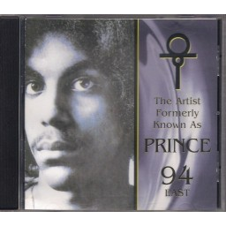THE ARTIST FORMERLY KNOW AS PRINCE