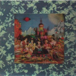 THEIR SATANIC MAJESTIES REQUEST (ORIGINAL 3D ART COVER)