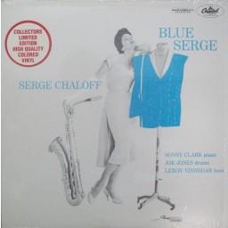 BLUE SERGE (COLORED VINYL)