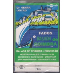 FADOS E BALADA DE COIMBRA (SELADO)