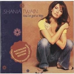 YOU'VE GOT A WAY (CD SINGLE PROMO)