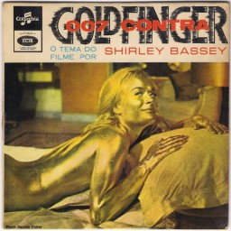 007 CONTRA GOLDFINGER (OST)