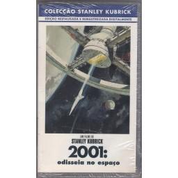 2001: ODISSEIA NO ESPAÇO (SELADO)