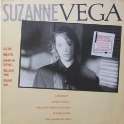 SUZANNE VEGA FIRST ALBUM