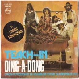 DING-A-DONG (EUROVISÃO 1975)