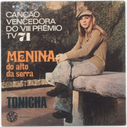 MENINA DO ALTO DA SERRA (FESTIVAL TV 1971)