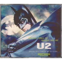 HOLD ME THRILL ME KISS ME KILL ME (BATMAN FOREVER OST)