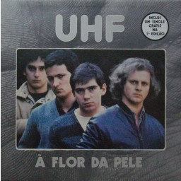À FLOR DA PELE (FIRST EDITION)
