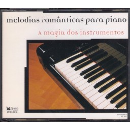MELODIAS ROMÂNTICAS PARA PIANO