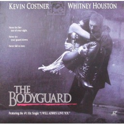 THE BODYGUARD (LASER DISC EDITION)