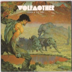 JOKER & THE THIEF (FRANK FRAZETTA ART COVER)