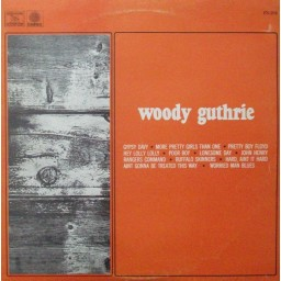 THE WOODY GUTHRIE ALBUM