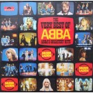 THE VERY BEST - ABBA'S GREATEST HITS