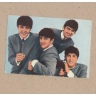 "BEATLES ""COLLARLESS SUIT"" POSTCARD"