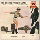 THE ORIGINAL SWINGIN' SAFARI - VOL.I (EDI. RODÉSIA)