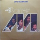 THE MAGIC OF BONEY M (20 GOLDEN HITS)
