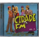 CIDADE FM VOL.2 (MÚSICA À TUA MANEIRA)