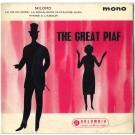 THE GREAT PIAF (MILORD/ LA VIE EN ROSE)