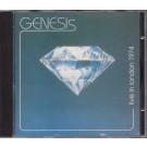 GENESIS LIVE IN LONDON 1974