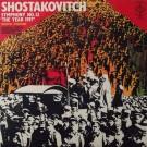 SHOSTAKOVITCH - SYMPHONY N.12 / FESTIVAL OVERTURE
