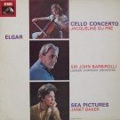 ELGAR - CELLO CONCERTO & SEA PICTURES