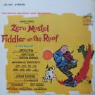 ZERO MOSTEL IN FIDDLER ON THE ROOF (OST)