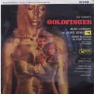 GOLDFINGER (JAMES BOND 007 - OST)