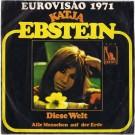 DIESE WELT (EUROVISÃO 1971)