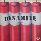 DANGER DYNAMITE EXPLOSIVES