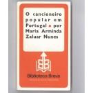 O CANCIONEIRO POPULAR EM PORTUGAL