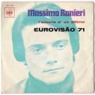 L'AMORE É UN ATTIMO (EUROVISÃO 1971)