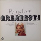 PEGGY LEE GREATEST!