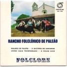MALHÃO DE PALEÃO (RECOLHA DE PEDRO HOMEM DE MELLO)