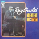 RAY CHARLES' GREATEST HITS