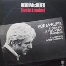 ROD MCKUEN LIVE IN LONDON!