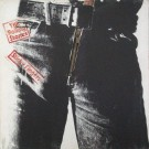 STICKY FINGERS (ANDY WARHOL ART COVER)
