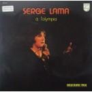 SERGE LAMA À L'OLYMPIA