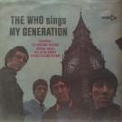 THE WHO SINGS MY GENERATION (EDI. BRASIL)