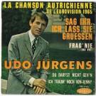 SAG IHR ICH LASS SIE GRUESSEN (EUROVISÃO 1965)