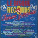 LE DISQUE DES RECORDS DE LA CHANSON FRANÇAISE