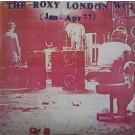 THE ROXY LONDON WC 2 (JAN.-APR. 77)