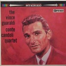 THE VINCE GUARALDI CONTE CANDOLI QUARTET