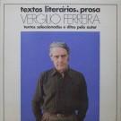 TEXTOS LITERÁRIOS - PROSA
