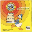 HAPPY BIRTHDAY DONALD DUCK