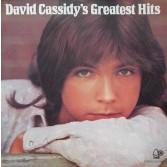 DAVID CASSIDY'S GREASTEST HITS