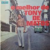 O MELHOR DE TONY DE MATOS (AUTOGRAFADO)